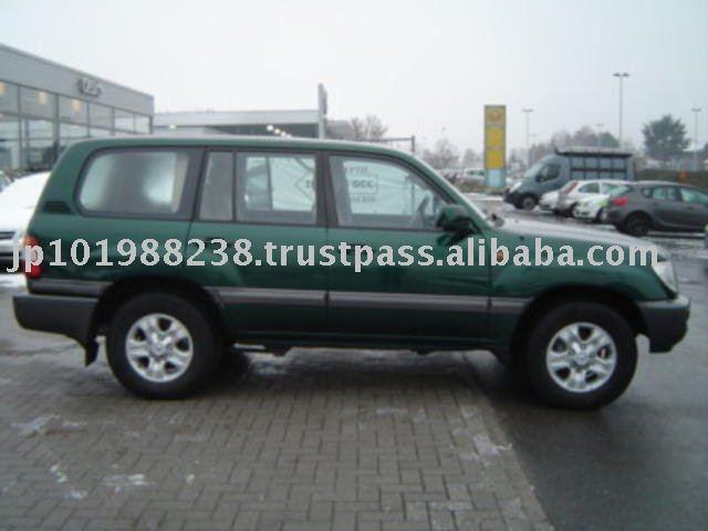 Toyota Land Cruiser 100 4.2