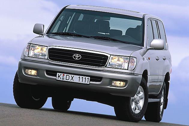 Toyota Land Cruiser 100 4.2 TD