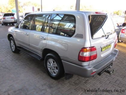 Toyota Land Cruiser 100 VX 4.2 4x4