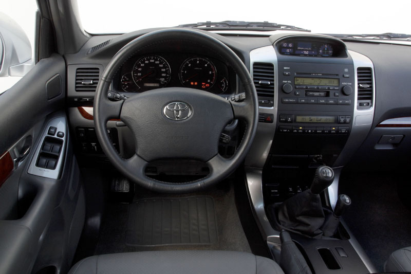 Toyota Land Cruiser 3.0 D