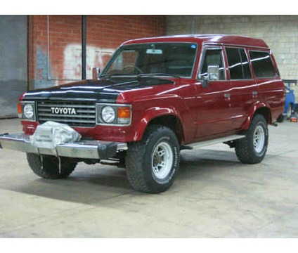 Toyota Land Cruiser 3.4 AT