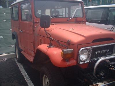 Toyota Land Cruiser 3.4 D MT