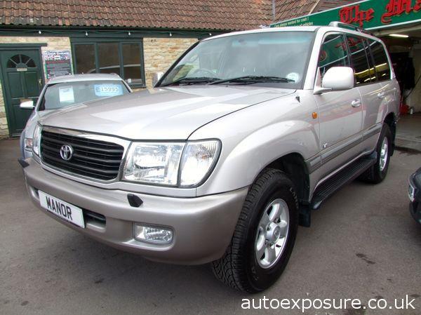 Toyota Land Cruiser 4.7 V8