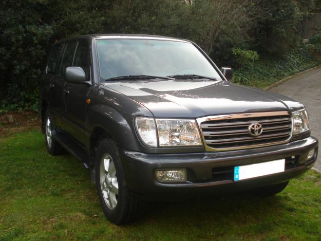 view of toyota land cruiser hdj 100 photos video features and tuning of vehicles. Black Bedroom Furniture Sets. Home Design Ideas