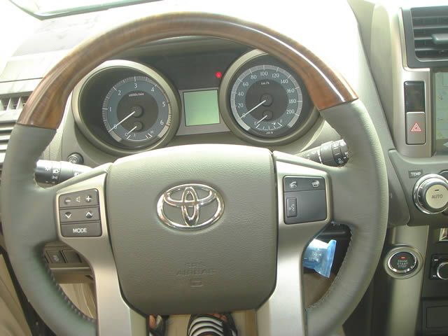 Toyota Land Cruiser Prado 3.0 TD AT Prestig plus