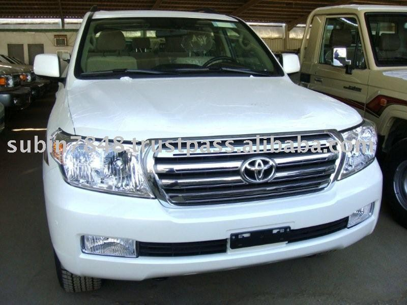 Toyota LandCruiser Wagon