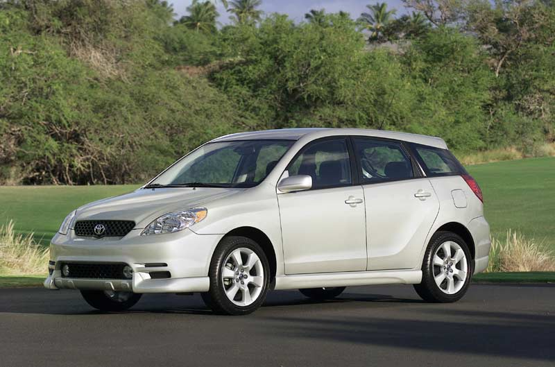 Toyota Matrix XRS