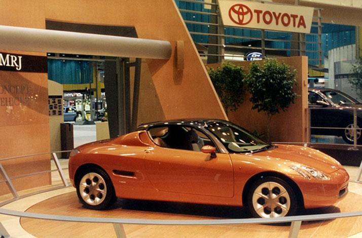 Toyota MRJ