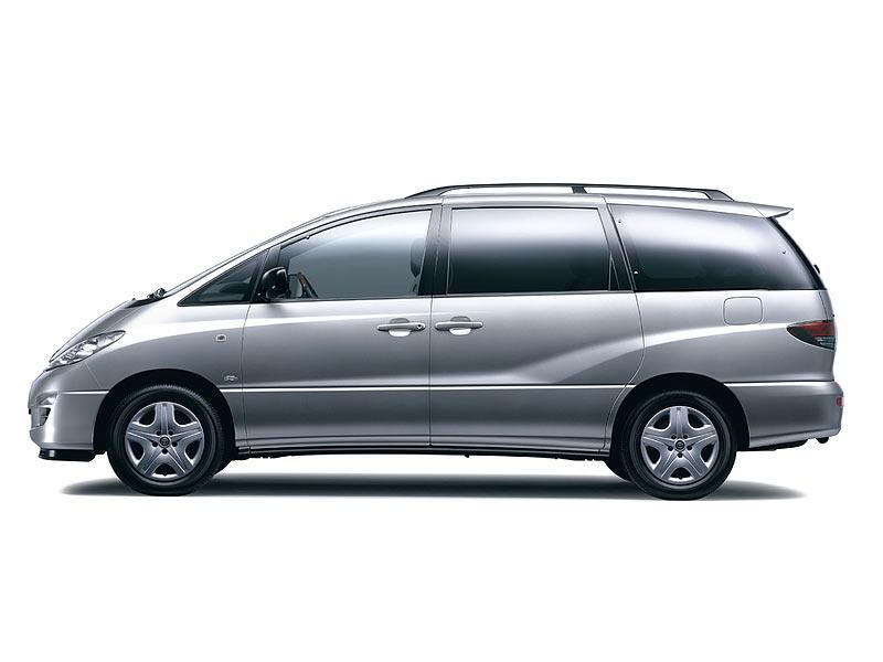 Toyota Previa 2.0 D