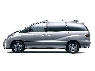 Toyota Previa 2.0 D-4D