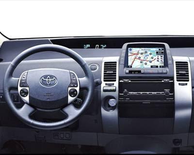 Toyota Prius Hybrid Sol