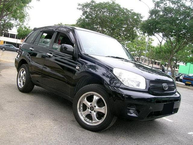 Toyota Rav 4 1.8