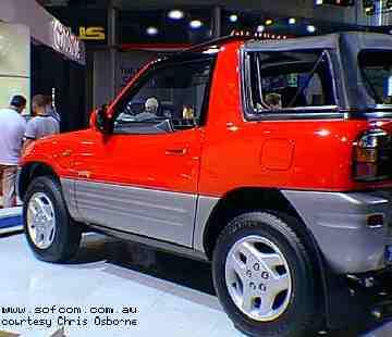 Toyota RAV-4 Cabriolet
