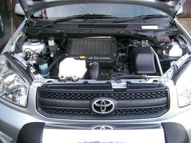 Toyota RAV4 2.0 D