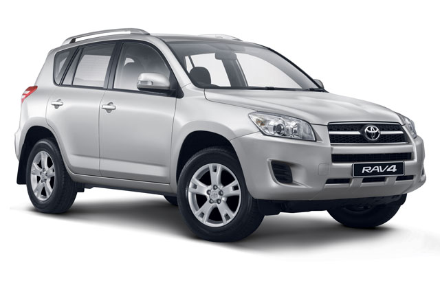 Toyota RAV4 2.0 AT