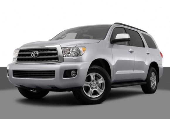 Toyota Sequoia 5.7 Platinum 4x4 FFV