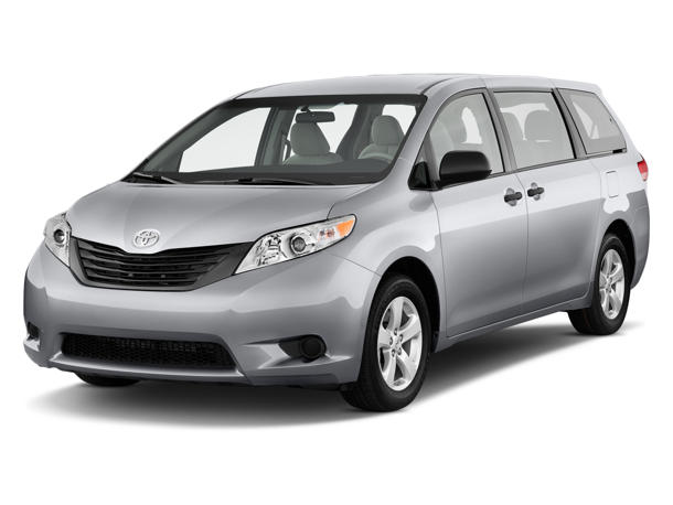 Toyota Sienna XLE FWD