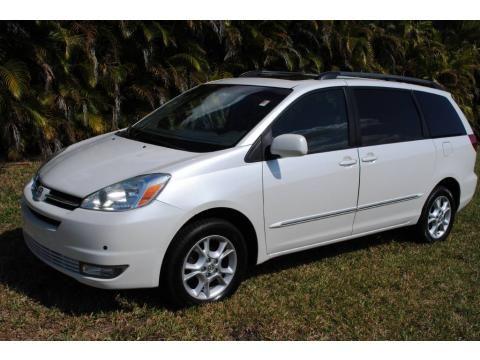 Toyota Sienna XLE Limited AWD
