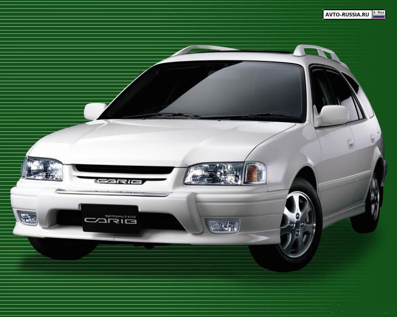 Toyota Sprinter Carib