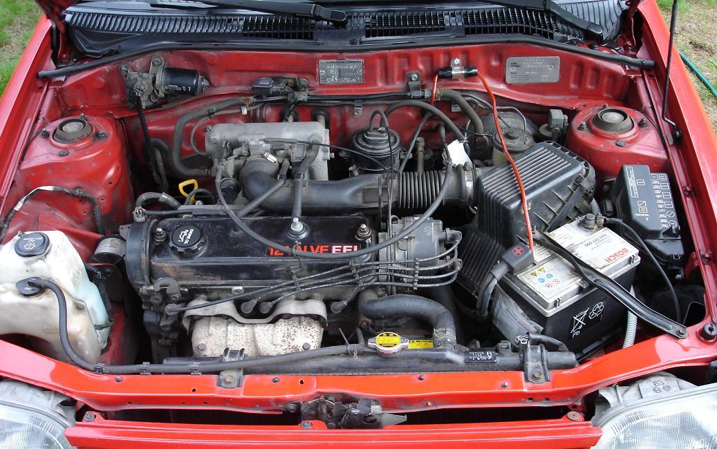 Toyota Starlet 1.3 i 12V AT