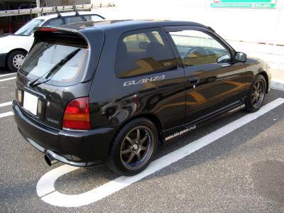 Toyota Starlet Glanza