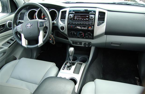 Toyota Tacoma Double Cab V6