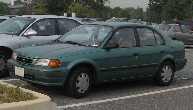 Toyota Tercel 1.5