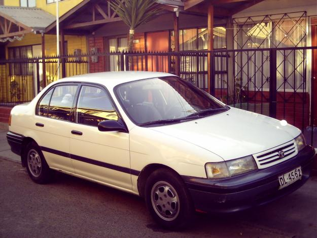 Toyota Tercel 1.3 i 16V AT