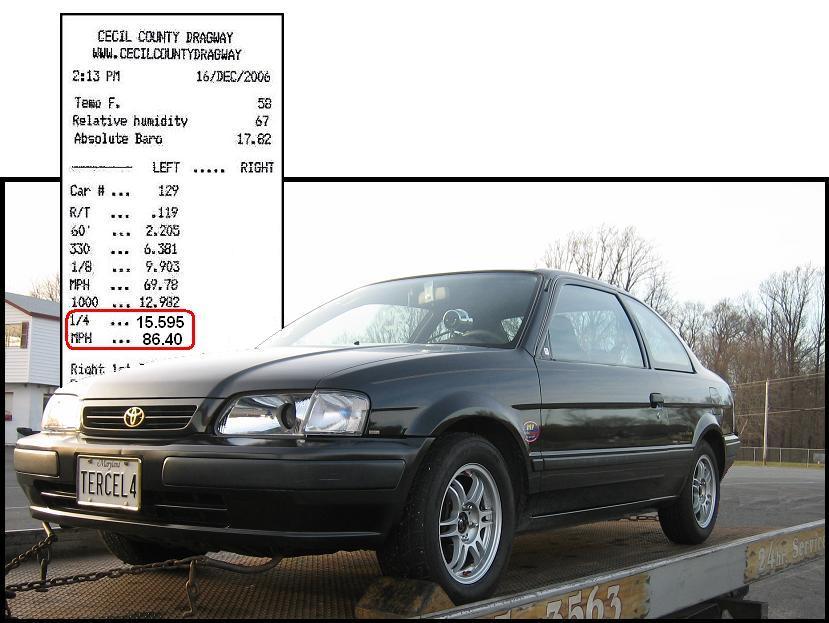 Toyota Tercel 1.5 i