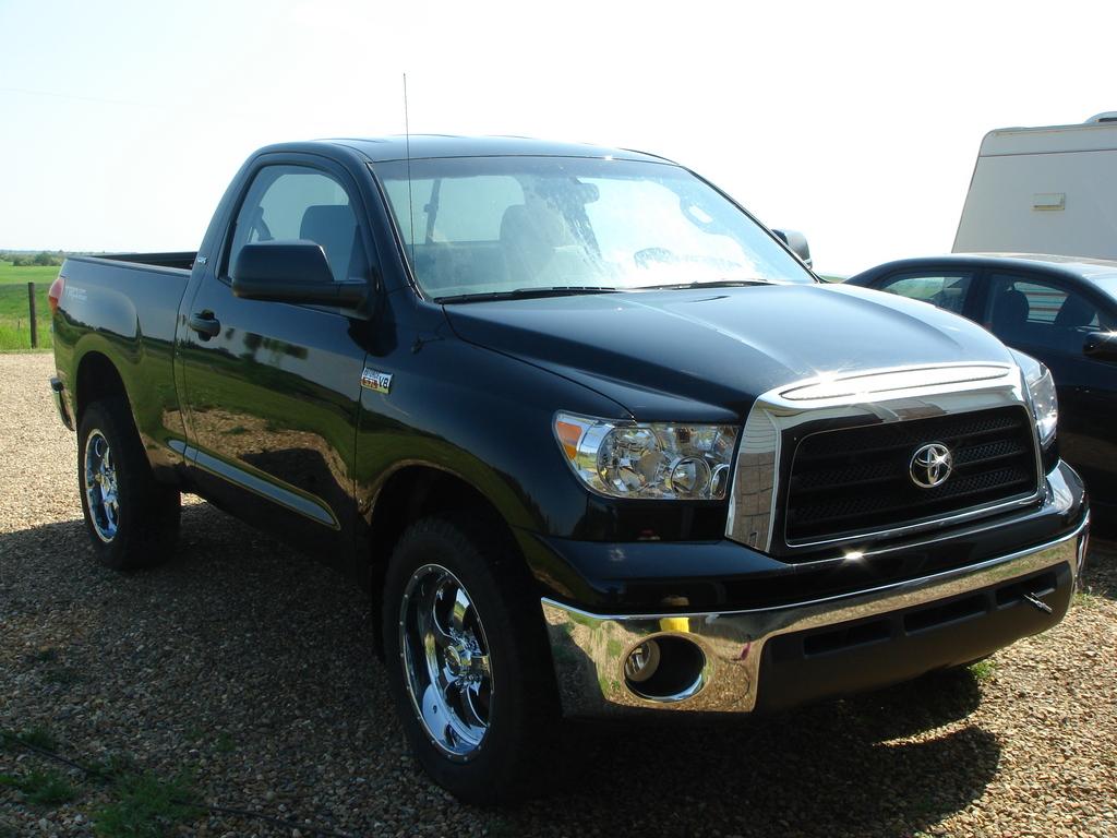 Toyota Tundra Regular Cab