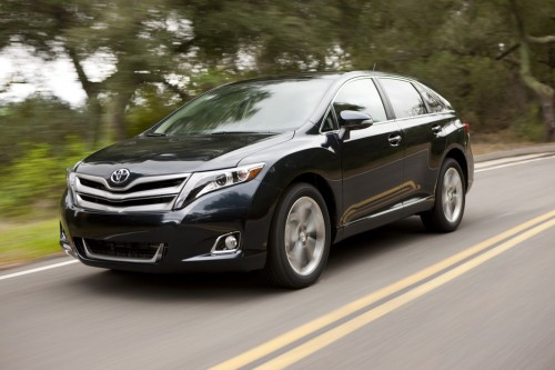 Toyota Venza 4WD
