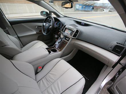 Toyota Venza V6