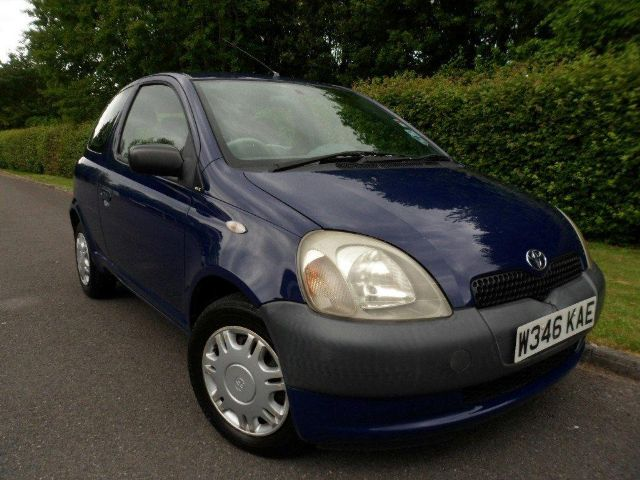 Toyota Vitz 1.0 i 16V AT