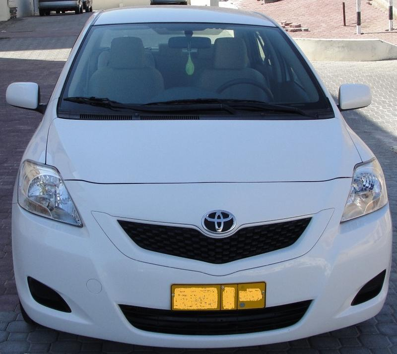 Toyota Yaris 1.5 Sedan