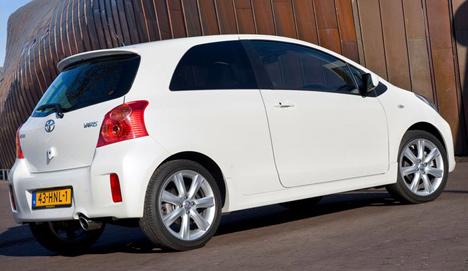 Toyota Yaris 1.8 TS