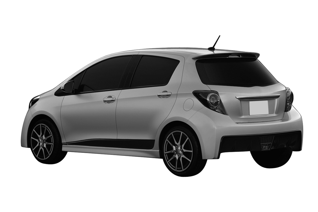 Toyota Yaris HB 1.8 TS