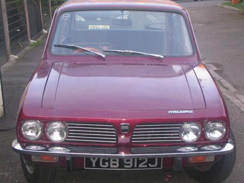 Triumph 1500