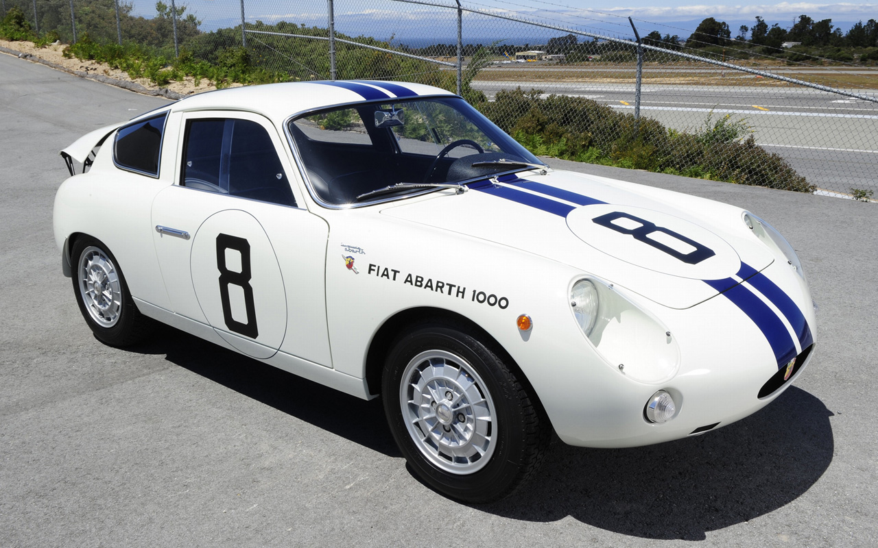 Abarth 1000 Bialbero GT Coupe