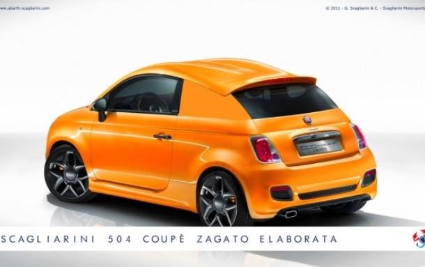 Abarth 500 Zagato