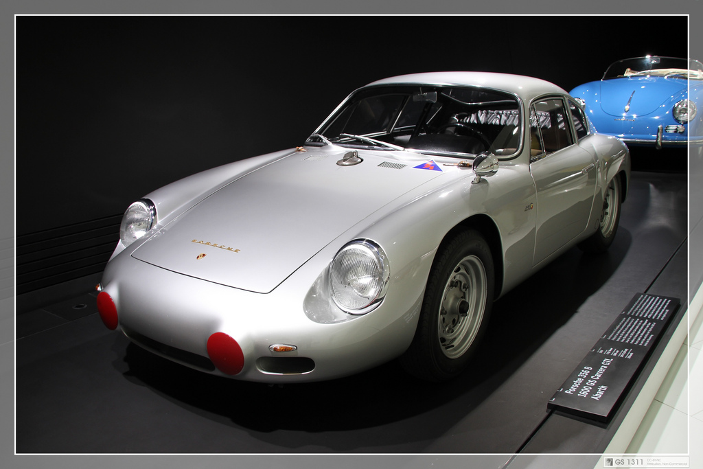 Abarth Coupe Sestriere 800