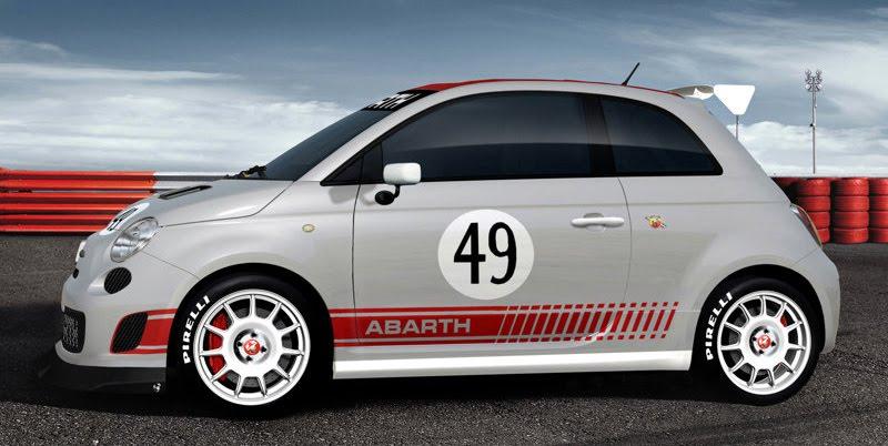 Abarth Spider Riviera 800