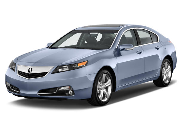 Acura TL Automatic Tech Package