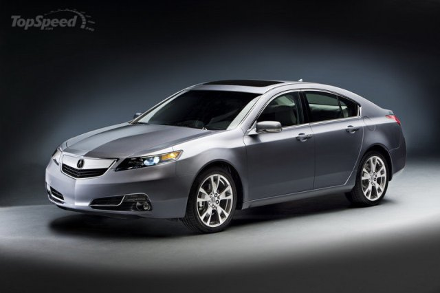 Acura TL Type S Automatic