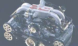 Alfa Romeo 145 2.0 I4 16V Quadrifoglio