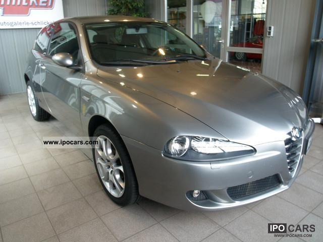Alfa Romeo 147 1.9 JTD M-Jet Distinctive