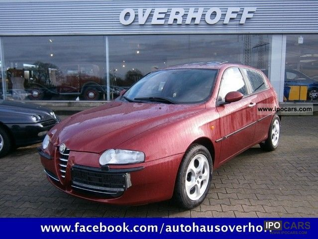 Alfa Romeo 147 2.0 Distinctive