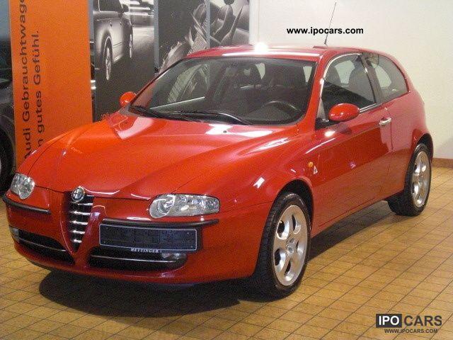 Alfa Romeo 147 2.0 T Spark Selespeed