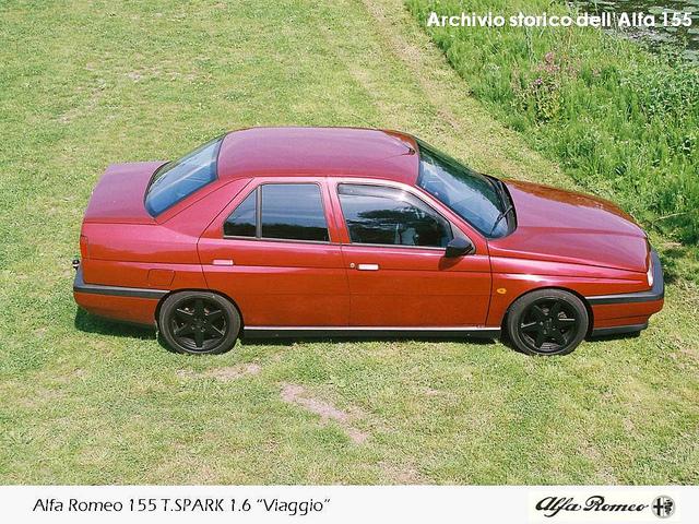 Alfa Romeo 155 1.6 T.Spark