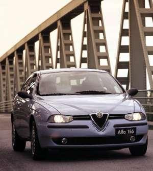 Alfa Romeo 156 1.8 T.Spark Progression