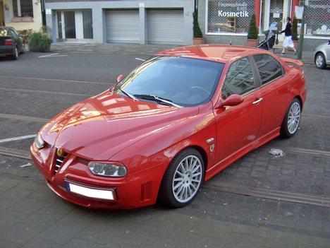 Alfa Romeo 156 2.5 i V6 24V MT